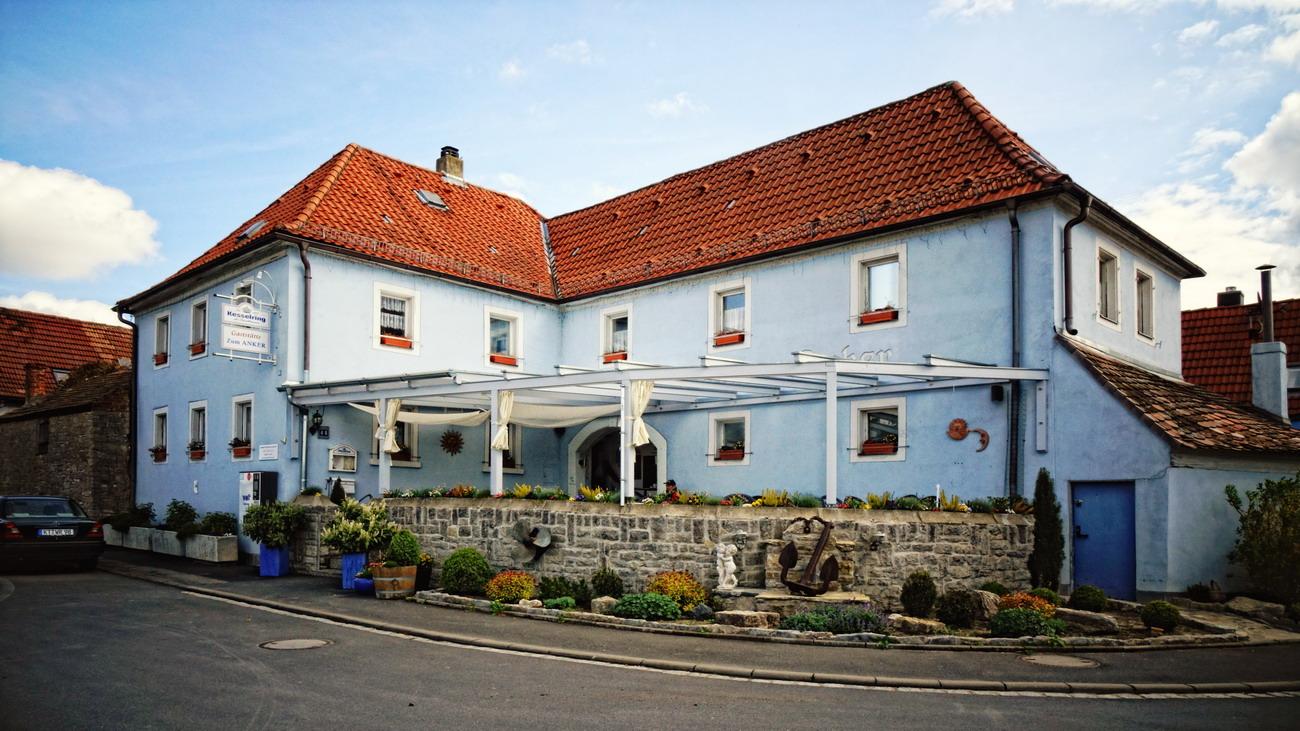 """Gasthaus """"Zum Anker"""""""