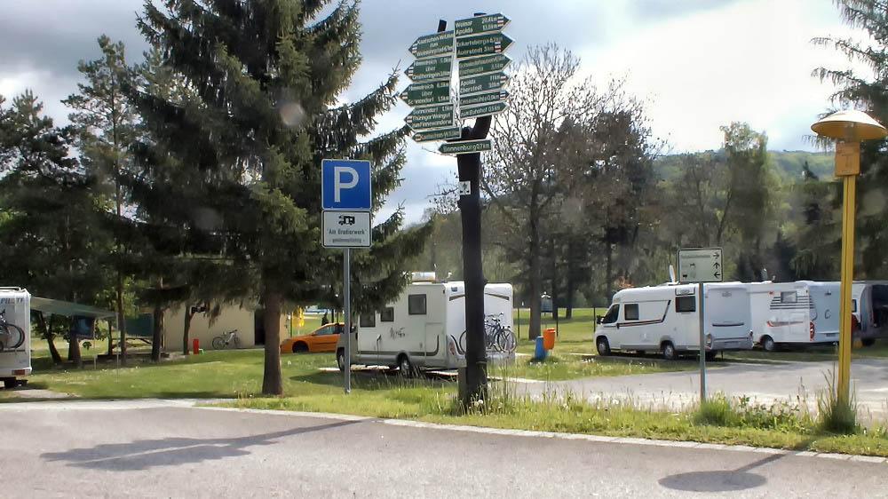 Stellplatz Bad Sulza