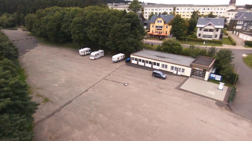 Stellplatz Oberhof