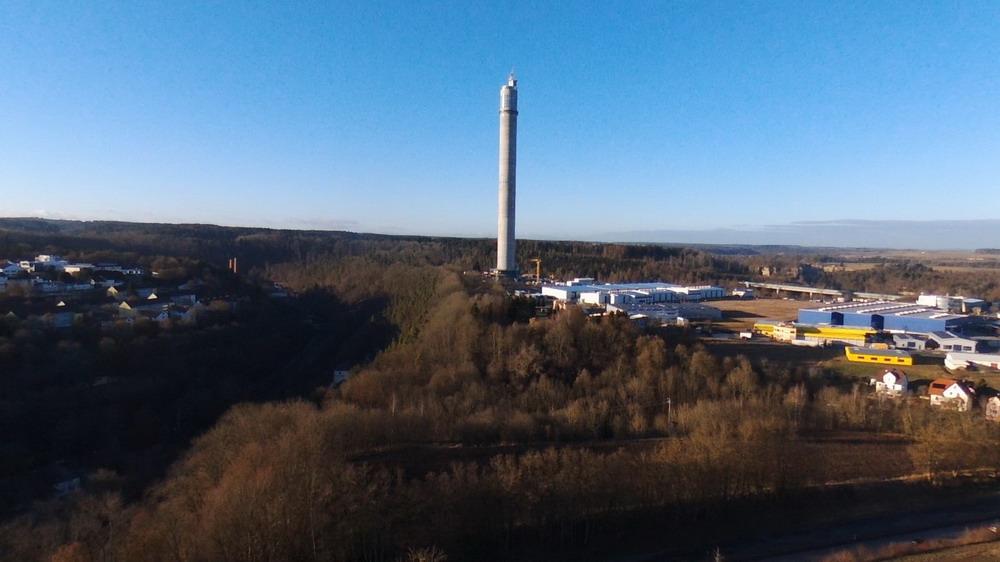 thyssenkrupp-Testturm (Test von Schnellaufzügen)